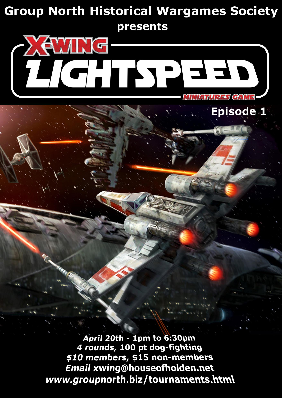 X-Wing Lightspeed